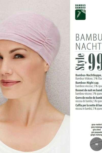 BAMBUS NACHTKAPPE Style 990