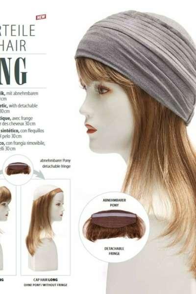 Haarteile CAP HAIR LONG