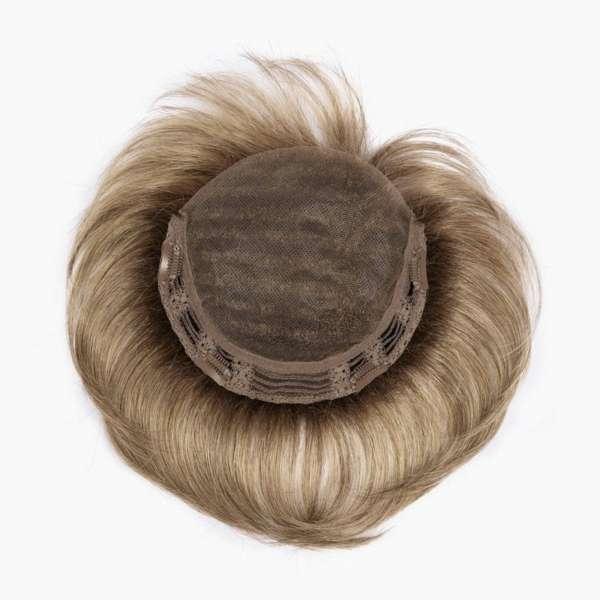 Oberkopfhaarteil LACE TOP **** + Filmansatz Synthetic Hair