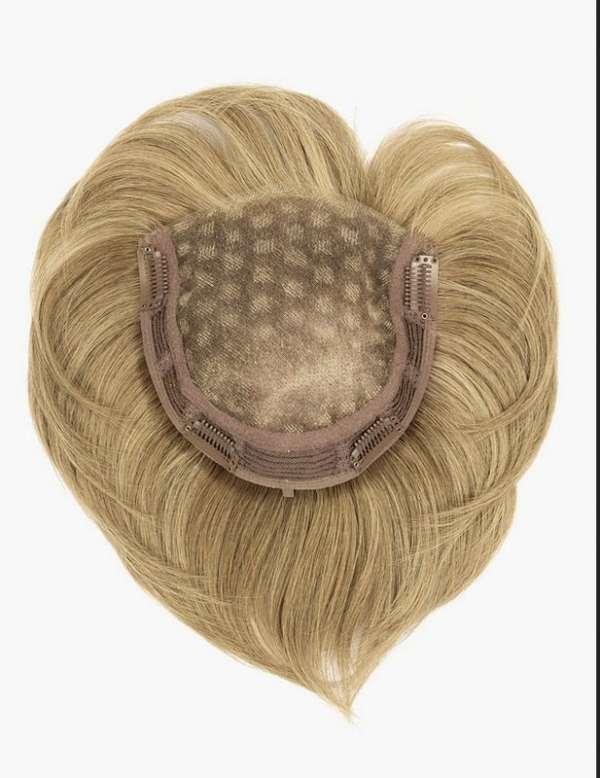 Oberkopfhaarteil TOP NATURELLE **** + Filmansatz 100 % Echthaar Remy-Human-Hair
