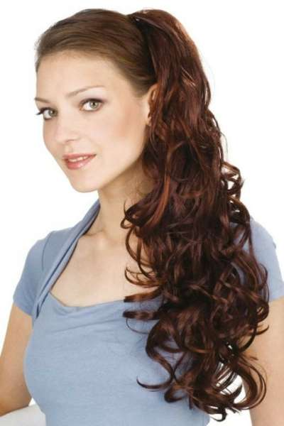 Haarteil CHIC CLIP CURLY