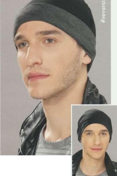 Mütze GO Black - Anthrazit