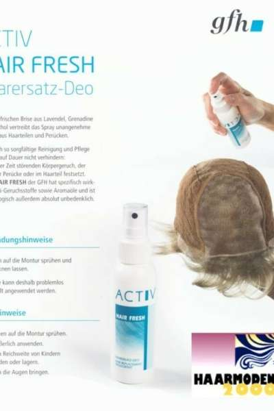 AKTIV HAIR FRESH Haarersatz DEO